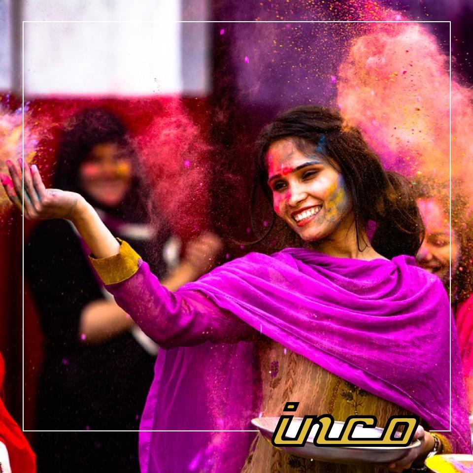 holi festa dei colori india